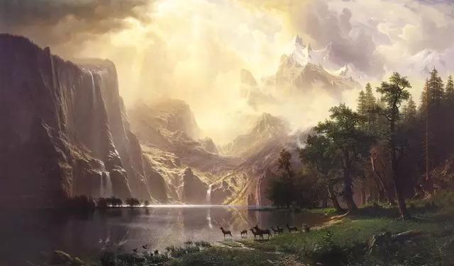 这些都是彩铅油画画的?看看那些大神的作品
