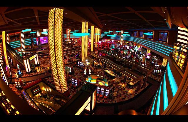 世界上十大豪华赌场,亚洲占四席,你知道是那些吗?
