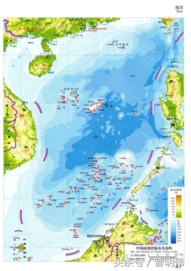 南海美济岛,我国的超级工程,下一个马尔代夫