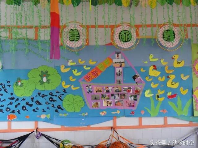 【环创】幼儿园主题墙环创,迎接新学期~(建议收藏)