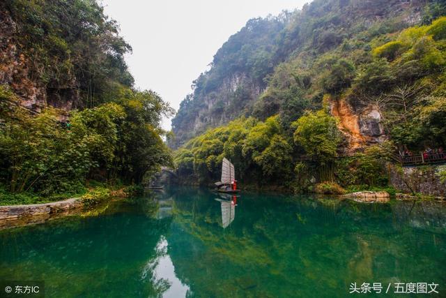 湖北宜昌,4處國家5a級旅游景區,國家環境保護模范城市