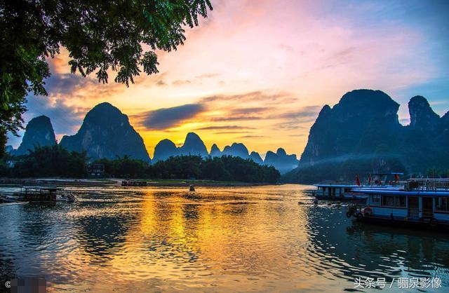 阳朔县地处中亚热带季风性气候,热量丰富,雨量充沛