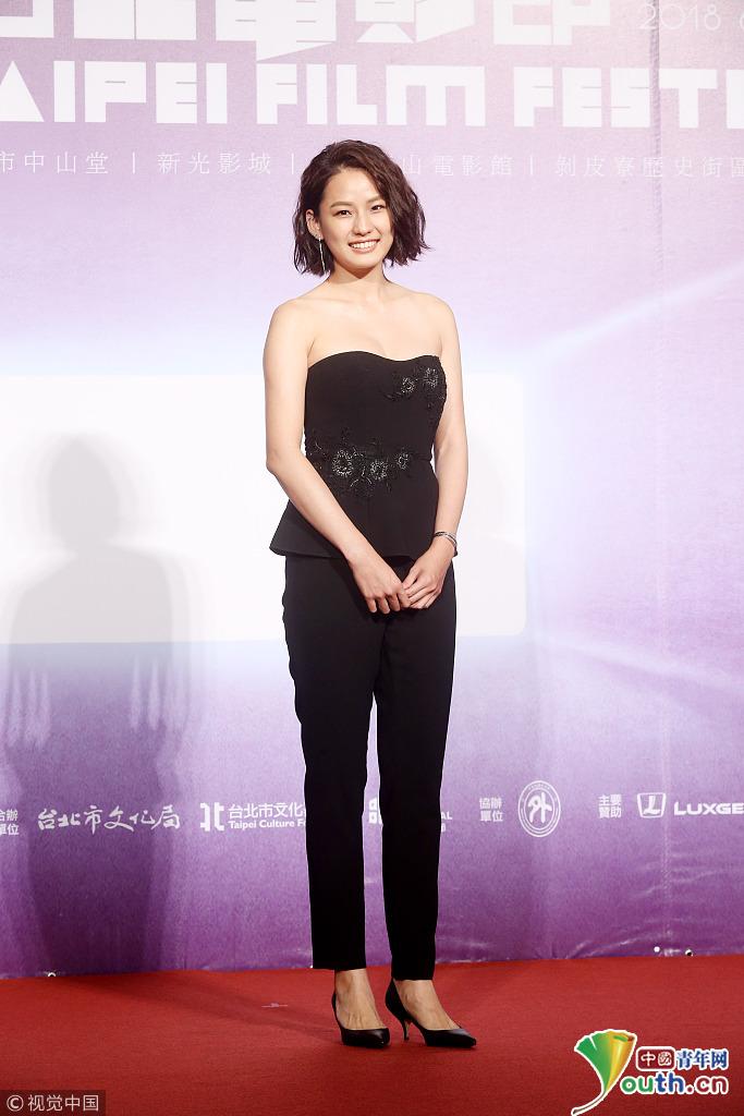 2018年6月28日,台北,台北电影节开幕片《范保德》举行亚洲首映记者会.