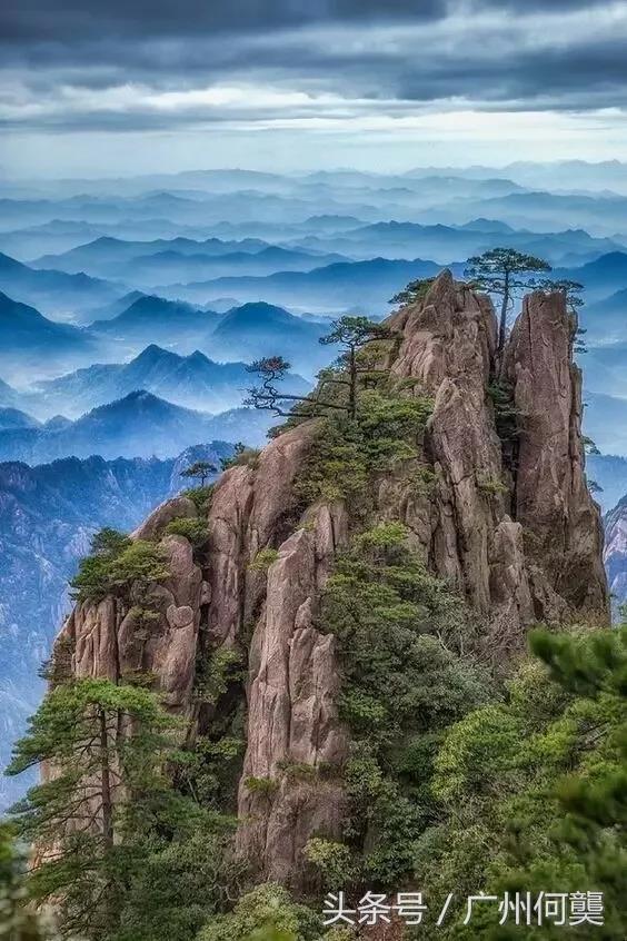 中国著名的八大道教名山,风景美不胜收!