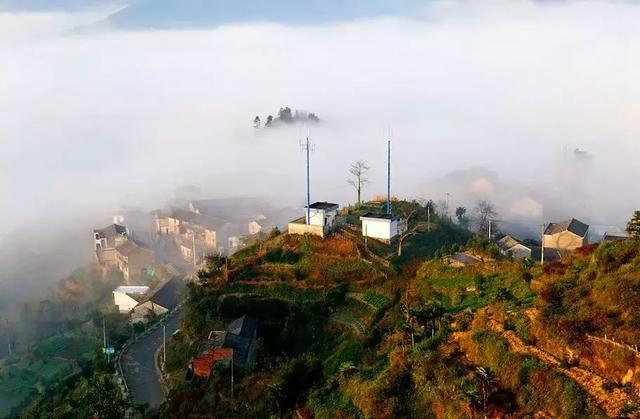 """宁海县里竟然藏了一个免费的""""小西藏""""!很多的宁波人还"""