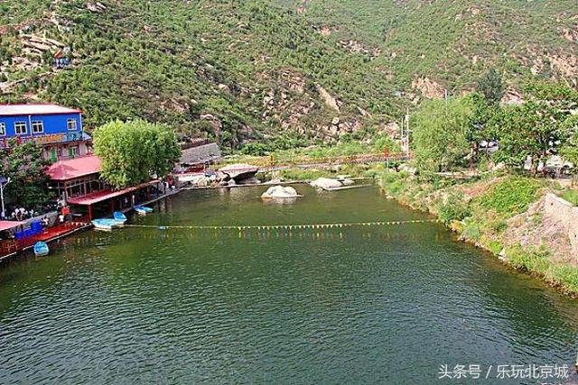 北京虎峡自然风景区