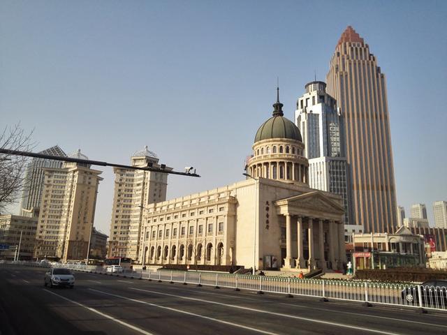 漫步天津五大道,游览300多幢欧式风貌建筑