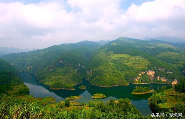 遵义绥阳十二背后,贵州又一个世界级景区,纯正中国