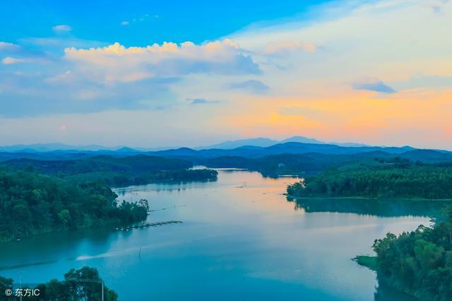 最美风景 故乡的原风景!