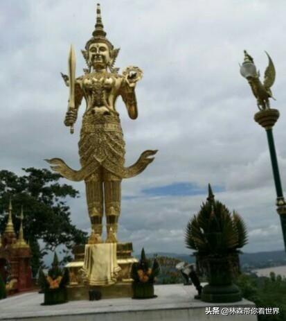 林森带你看世界——走进泰国最北的府城清来府!