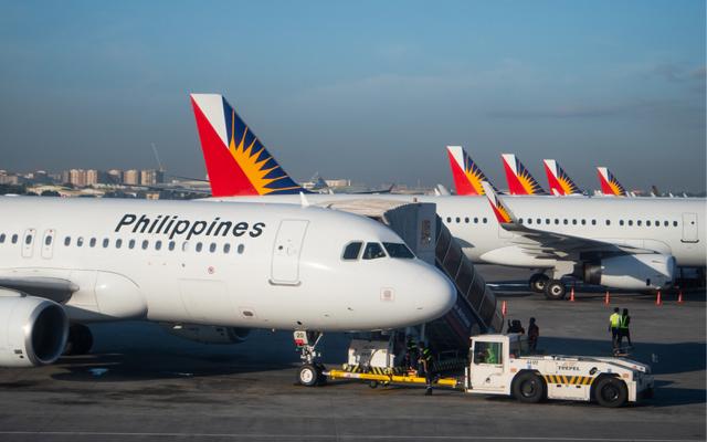 央视新闻客户端菲律宾两大航空公司6月起恢复部分航班运行