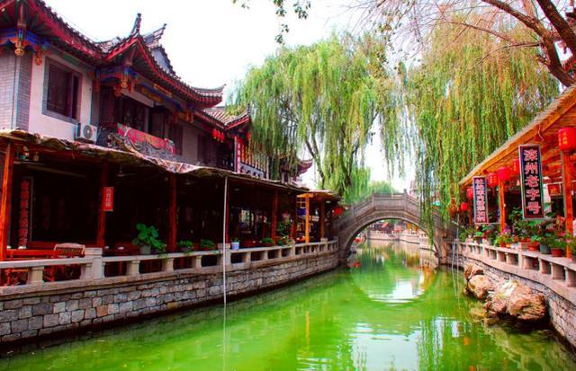 「玩乐足迹」河北非常耀眼的古城,延续了3000年历史,被称之为北方小江南