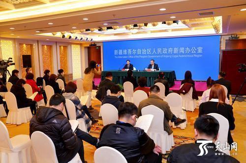 新疆晨报▲第三产业已成为新疆国民经济第一大产业