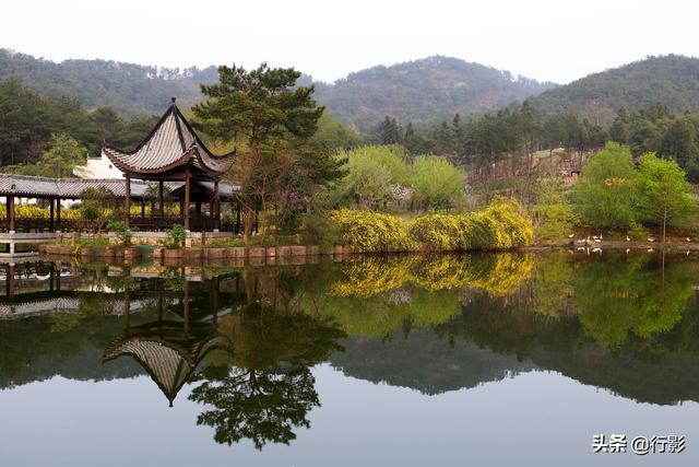 [玩乐足迹]武汉黄陂野村谷,亲子度假好去处,圆一个乡村田园梦