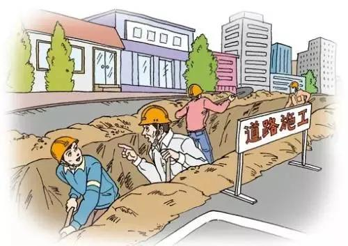 「齐鲁晚报日照生活资讯」日照这里半封闭施工35天!注意绕行