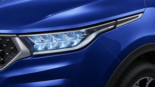 【家有汽车】新款东南DX7局部官图发布 有望在下半年上市