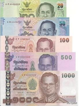 #旅行柚子君#去泰国前的准备,泰铢这样换可能损失一张机票钱