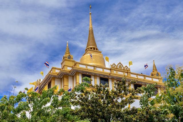 #旅行百事通#曼谷5个值得去的景点