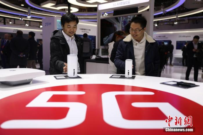 「中国新闻网客户端」北京今年将加快5G商用步伐 推动建设5G研究院