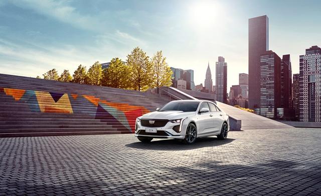 『车与生活』外有颜 内有料凯迪拉克CT4以豪华质感刷新潮流驾趣新体验