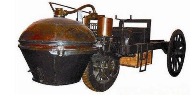阿虎汽车:正儿八经的科普——汽车的起源