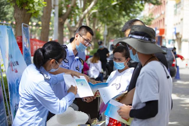 中国日报网世界环境日 洛浦在行动