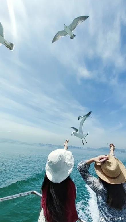 """「趣旅游」这个夏日和海岛更配哦,快来刘公岛做""""岛主""""吧"""
