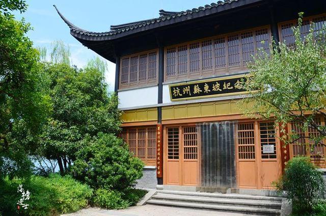 [旅行柚子君]杭州西湖8处小众景点,第5个是钱塘第一名伎遗迹,千万不要错过