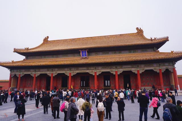 『玩乐足迹』故宫中最有才气的地方,状元会在里面吃4个馒头――故宫游(三)