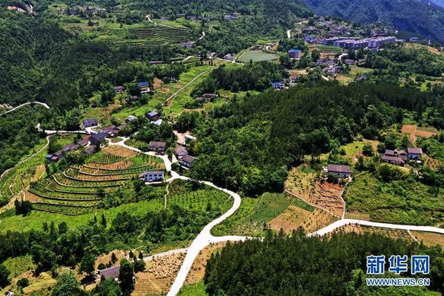 『光明网』矿区变景区——一个三峡库区村庄的华丽蝶变