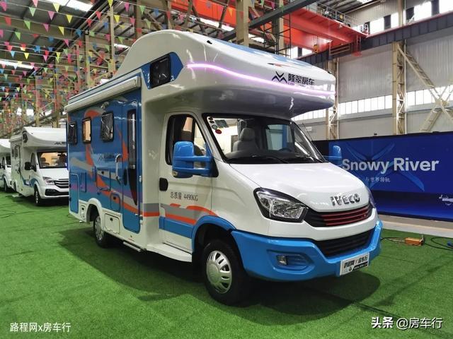 【我爱奔驰大G】隆翠房车雪峰系列经典车型,双拓展+洗衣机+8AT自动+55.8W