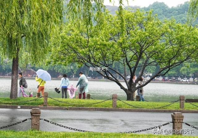 玩乐足迹:18年前西湖成为首个免费开放的5A景区,难怪杭州被誉为最幸福城市