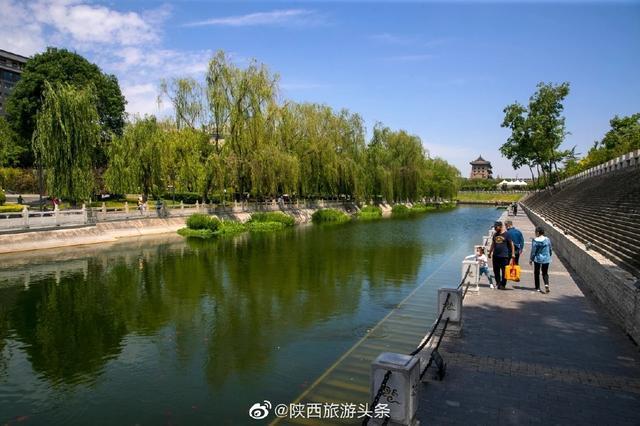 旅行柚子君:在护城河畔,一起触碰城市的脉动