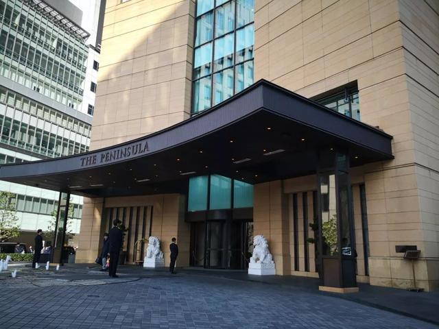 旅行柚子君▲东京半岛,此生必住的顶级酒店