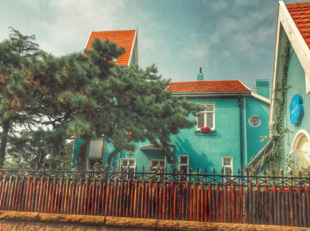 「趣旅游」俏皮又童话的万国建筑博览会