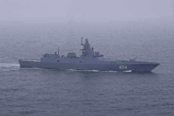 参考消息俄媒:新型护卫舰将强化俄太平洋舰队