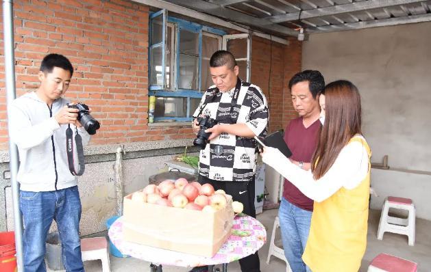 """河北新闻网卢龙县网信办发起""""爱心助农行动""""自媒体成为""""助农达人"""""""