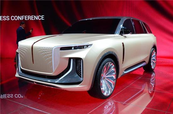汽车资讯@红旗E115预计下半年上市 或售40万元起