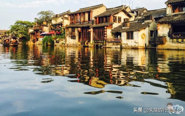 """韩国旅游交流@在西塘,每一处都值得细细去品,这里每一个地方都是""""梦里水乡"""""""