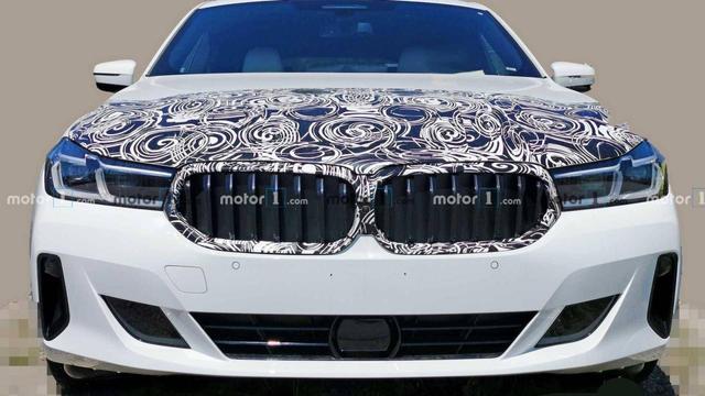 [小蜜疯汽车]或提供直列六缸/动力媲美奥迪A7 新款宝马6系GT实车曝光