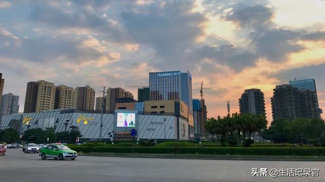 #阿虎汽车#新都蜀龙大道综合改造已雏形初现,景观迷人、行车高效、噪音更低