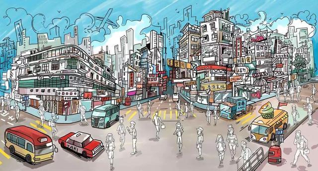 世界那么大■打卡最市井的香港,深水埗吃住行全攻略