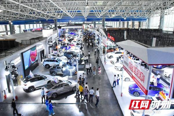 红网■湖南西部汽车展销节怀化开幕!50余家汽车品牌联袂送优惠