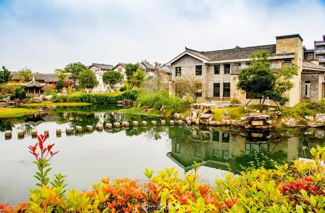 贵州最著名的古镇,位于贵阳花溪,距今已经六百多年历史