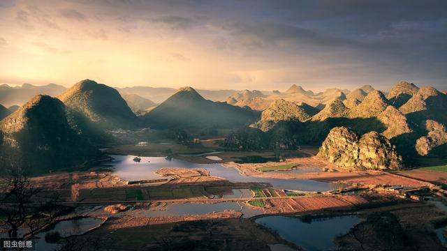 旅行柚子君:一起来看看云南那些风景很美的小众景点,很值得收藏哦