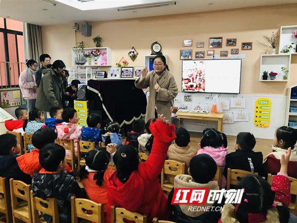 中医药文化进幼儿园 传承国粹从娃娃抓起