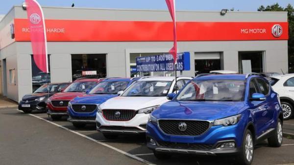 [中国网]英汽车经销商每关闭一天 政府税收损失6100万英镑