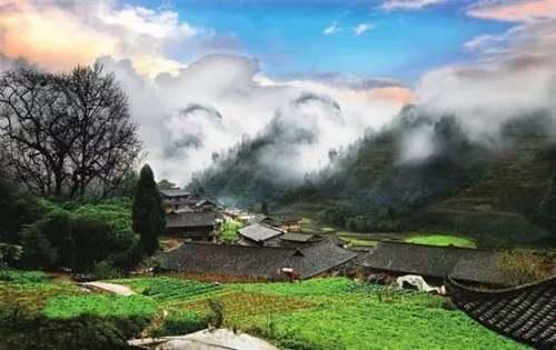 【美丽之旅】重庆这个藏于峡谷森林间的古寨,已美到词穷