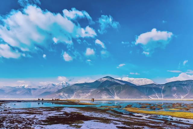 【趣旅游】真正的香格里拉秘境 不是大家熟知的云南 而是在这个地方