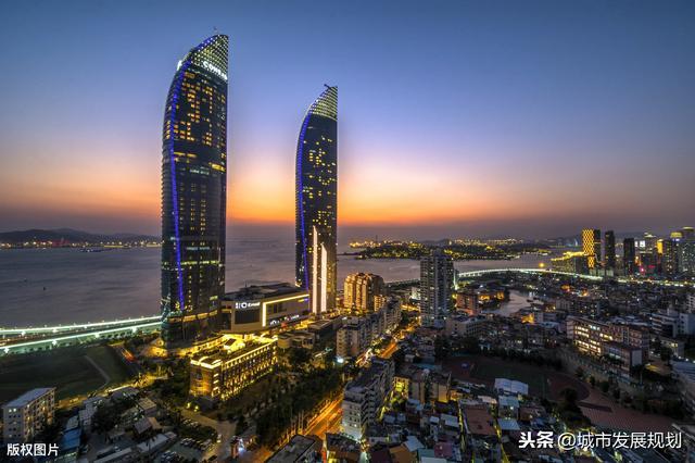 #約嗎旅行#中國城市行政區劃——福建省廈門市